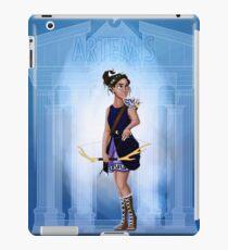 Greek Goddess - Artemis iPad Case/Skin