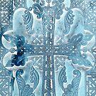 Celtic Blue - JUSTART ©  by JUSTART
