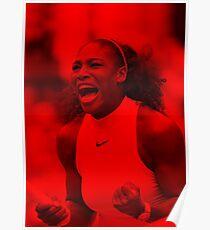 Serena Williams - Celebrity Poster
