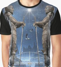 Epic Grand Gate Graphic T-Shirt