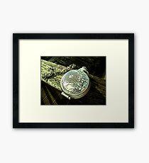 John Smith's Pocketwatch Framed Print