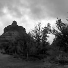 SEDONA STORM by fsmitchellphoto
