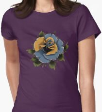 harvest rose Women's Fitted T-Shirt