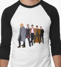 13th Doctor - Five Modern Doctors - Doctor Who T-Shirt