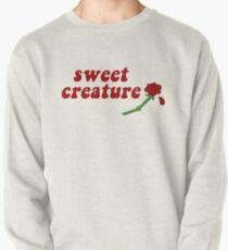 Sweet Creature Rose Design Pullover