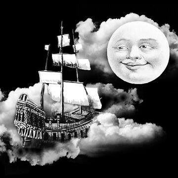Night Sailing by OddFiction