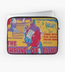 Throne of blood Laptop Sleeve