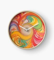 Melting Pot Clock