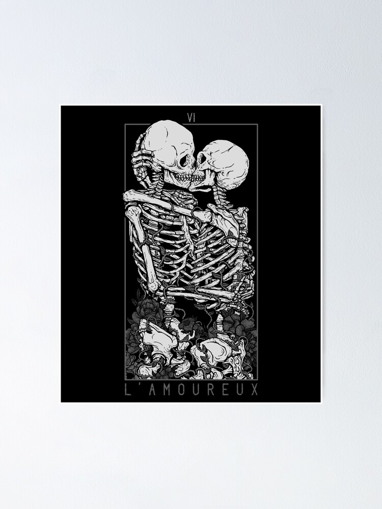 Alternate view of The Lovers Poster