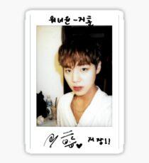 WANNA-ONE (황 미현) ft. Park Jihoon (공원 지훈) Sticker