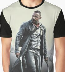Dark Tower The Gun Slinger Graphic T-Shirt