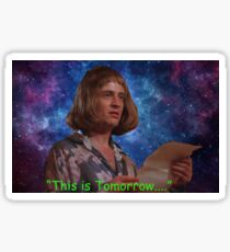 John Paul Jones-This is Tomorrow Sticker