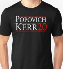 Popovich Kerr 2020 T-Shirt