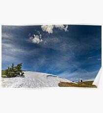 Yellowstone Sky Poster