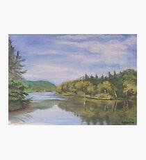 Nova Scotia Reflections 2 Photographic Print