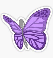 Spooniefly Sticker