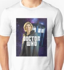 13th Doctor - Doctor Who Unisex T-Shirt