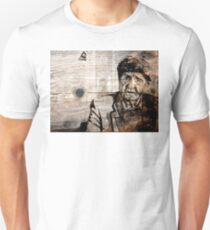 AUGUST on wood T-Shirt