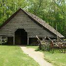 Shotgun Barn by Gary L   Suddath