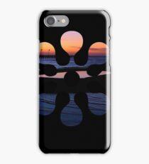 Tidal Pool Sunset Glow iPhone Case/Skin