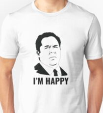 Happy Hogan Unisex T-Shirt