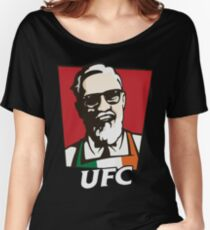 UFC MCGREGOR Women's Relaxed Fit T-Shirt