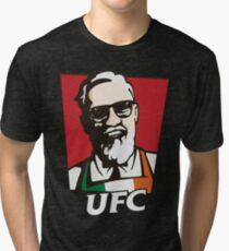 UFC MCGREGOR Tri-blend T-Shirt