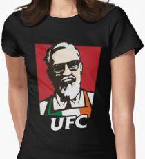 UFC MCGREGOR Women's Fitted T-Shirt