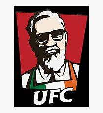 UFC MCGREGOR Photographic Print