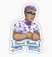 Sweet Butch Sticker
