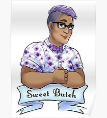 Sweet Butch Poster