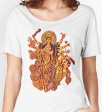Durga-Buffalo Demon Slayer Women's Relaxed Fit T-Shirt
