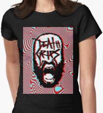 Death Grips - Vaporwave Women's Fitted T-Shirt