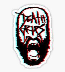 Death Grips - Vaporwave Sticker