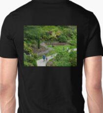 Exploring Butchart Gardens, Victoria BC, Canada T-Shirt