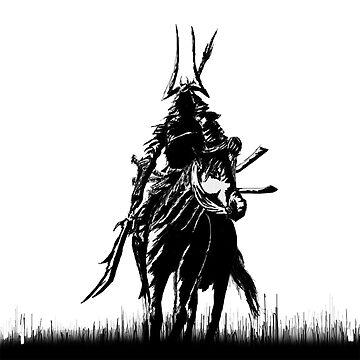 Samuraï by AkumaNoKiss