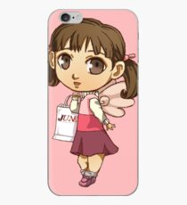Nanako - Every day's great at your Junes! iPhone Case