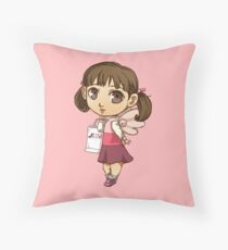 Nanako - Every day's great at your Junes! Throw Pillow