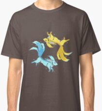Emerald and Topaz Carbuncle Buddies Classic T-Shirt
