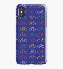 Cycling Pattern  iPhone Case/Skin