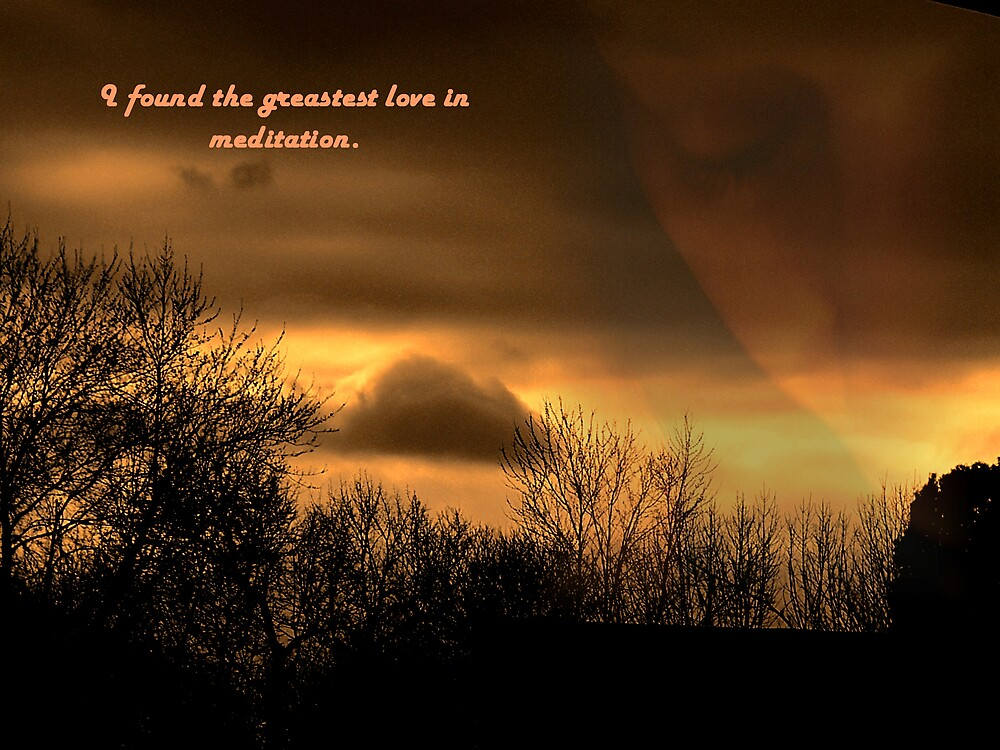 Meditation by Judi Taylor