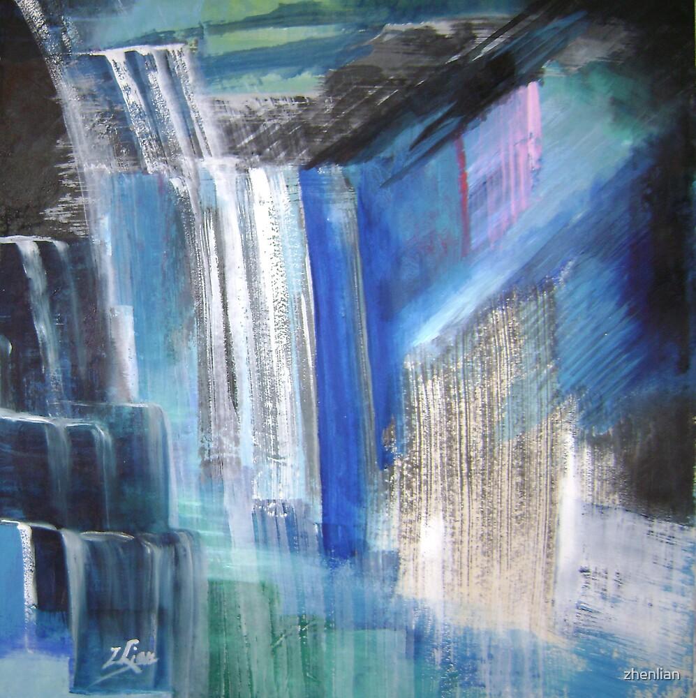 waterfalls 6 by zhenlian