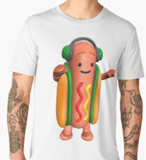 Hot Dog Filter Men's Premium T-Shirt