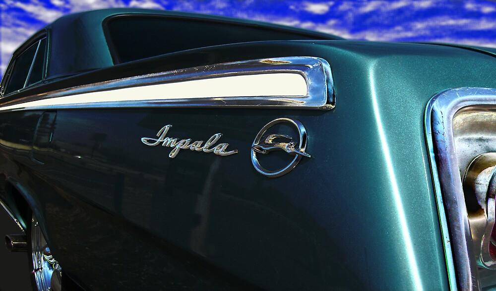 Chevy Impala  by kelleybear