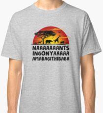 The lion king nants ingonya Classic T-Shirt