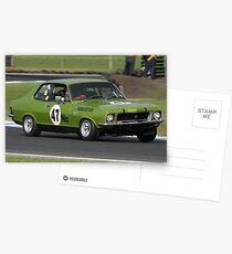 GTR-XU1 Postcards