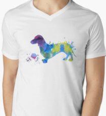 Water color dachshund art T-Shirt