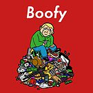 BOOFY AND THE AMERICAN DREAM by boofyfashion