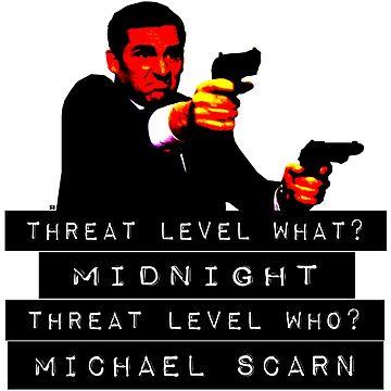 The Office - Threat Level Midnight - Michael Scott by sbaldesco