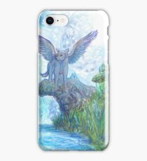 Winged Wolf iPhone Case/Skin